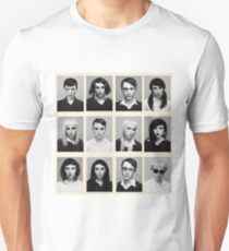 YEARBOOK (Complete Grid) Unisex T-Shirt