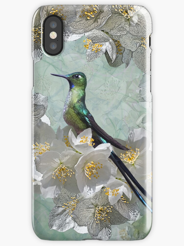 Esmeralda iPhone / iPod Case by Krys Bailey