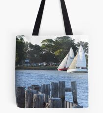 Tight Lean Tote Bag