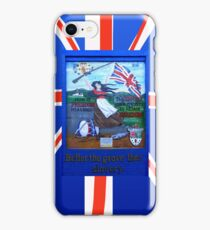 ulster freedom iPhone Case/Skin