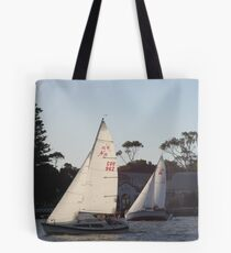 Opposite Tack Tote Bag