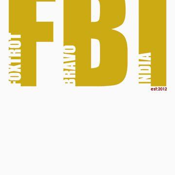 FBI (NATO phonetic) by Samcain95