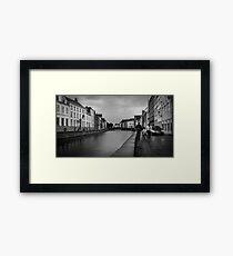Bruges Framed Print