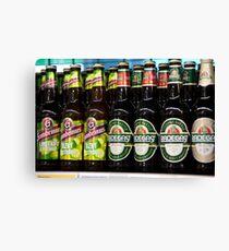 Czech Beer Canvas Print