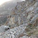 Stone stairs by parvmos