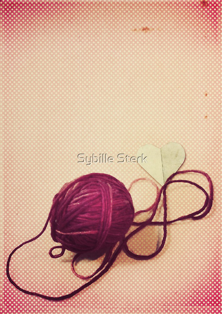Love is a Tangled Web by Sybille Sterk