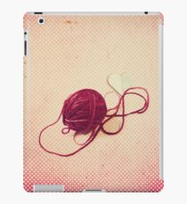 Love is a Tangled Web iPad Case/Skin