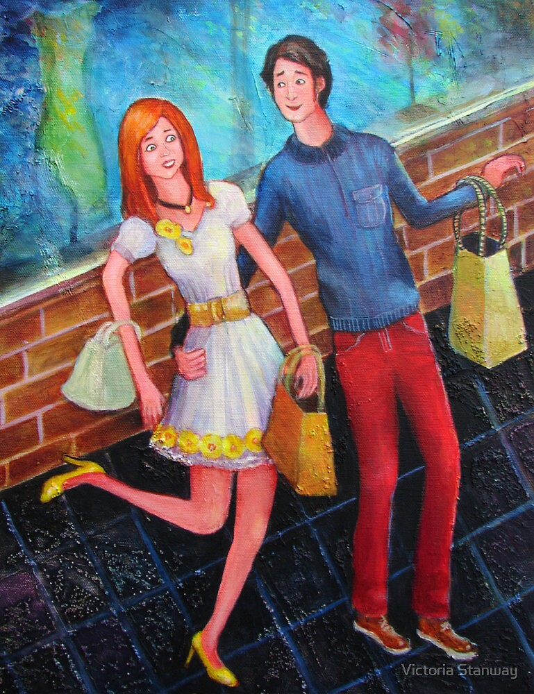 Fantasy Man by Victoria Stanway
