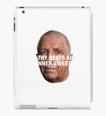 PETE PRICE - FILTHY BEATS AND TENNER SWEETS White iPad Case/Skin