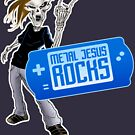 Metal Jesus Portable by metaljesusrocks