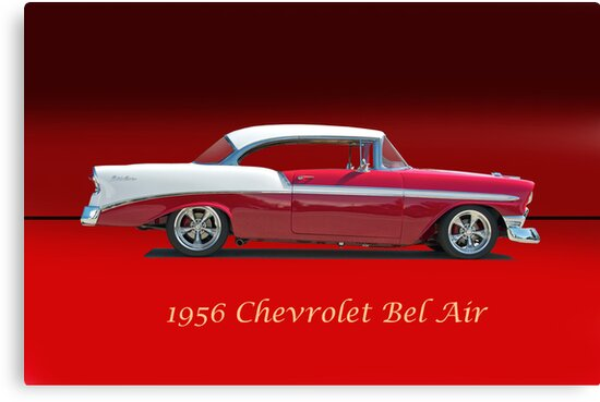 1956 Chevrolet Bel Air w/ ID by DaveKoontz