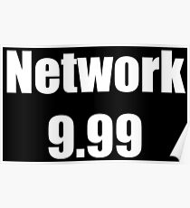 Network 9.99 Poster