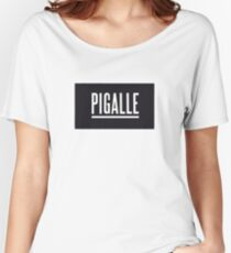 PIGALLE Women's Relaxed Fit T-Shirt