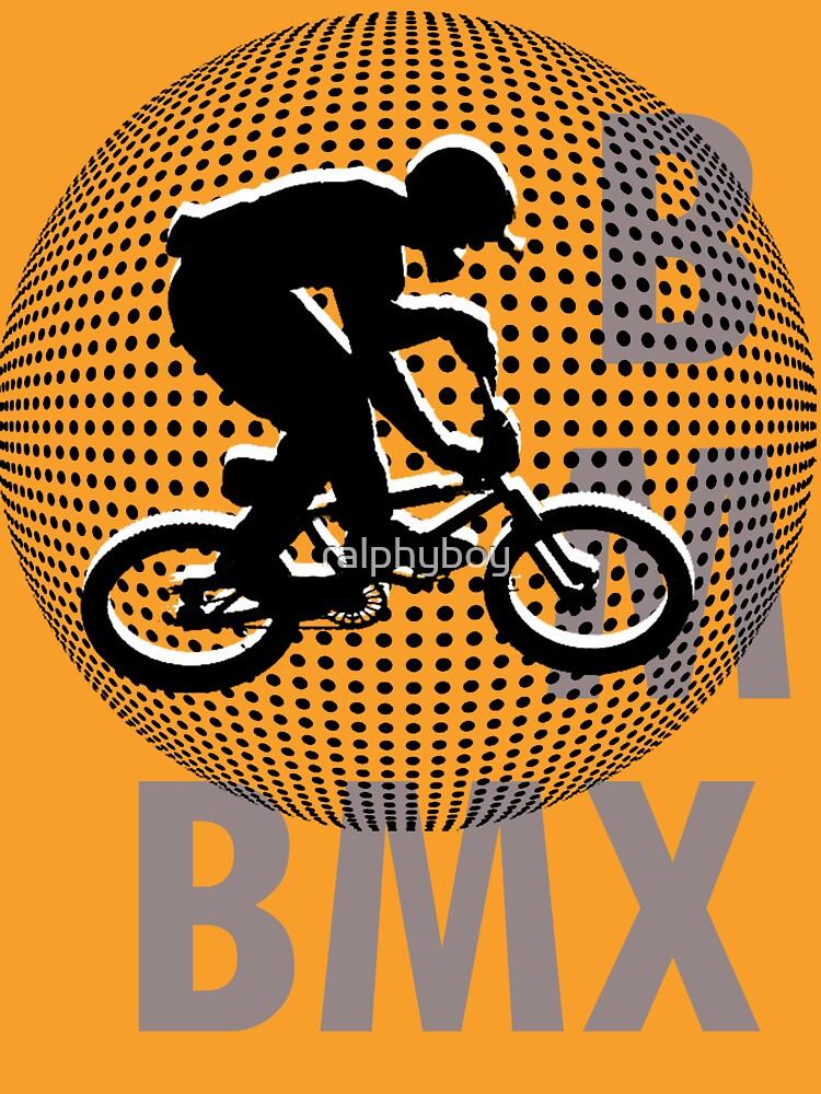 A BMX T-SHIRT by ralphyboy