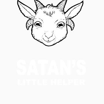 Satan's Little Helper by Fauxbulous