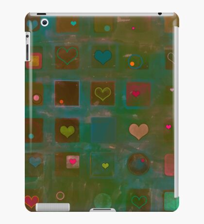 So many things to say... iPad Case/Skin