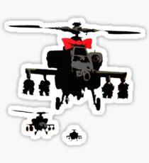 Banksy Art Sticker