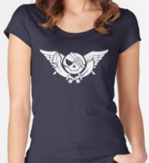 Skies of Arcadia Women's Fitted Scoop T-Shirt