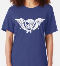 Skies of Arcadia Slim Fit T-Shirt