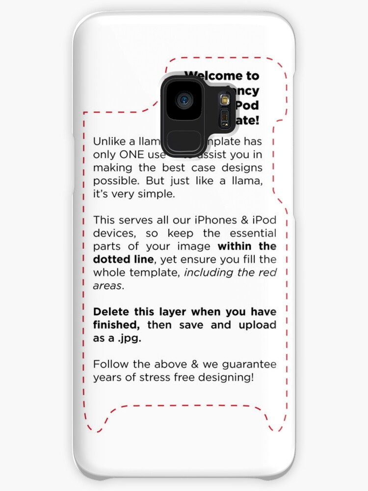 red bubble template cases skins for samsung galaxy by masoney