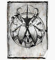 Death awaits Poster