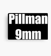Pillman 9mm Canvas Print