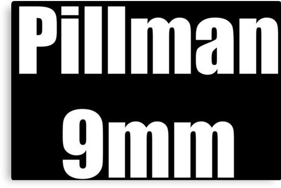 Pillman 9mm by KVKVKV