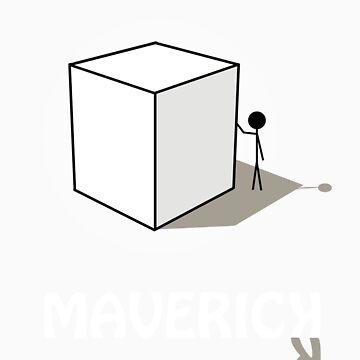 MAVERICK tee (No Background) by NebTheThird