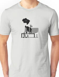 Automaton Blues Unisex T-Shirt