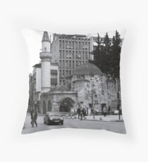 Adana Throw Pillow
