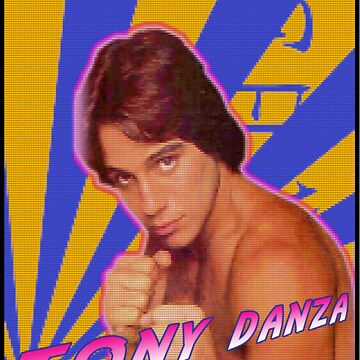 Tony Danza by MrJamma