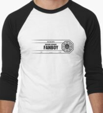 Fanboy Label Men's Baseball ¾ T-Shirt
