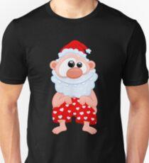 Weihnachtsmann Slim Fit T-Shirt