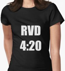 RVD 420 Womens Fitted T-Shirt