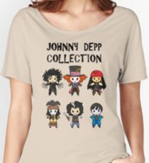 Depp Collection Women's Relaxed Fit T-Shirt