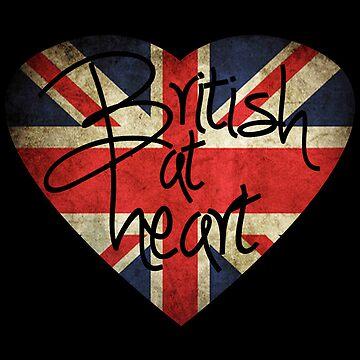 British at Heart by Amiteestoo