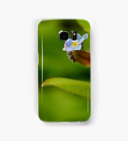 Lost in a Forest of Green Samsung Galaxy Case/Skin