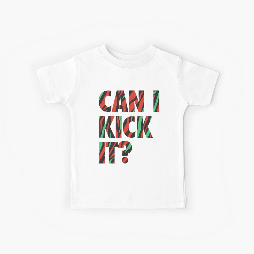 Just Kick It?  Kids T-Shirt