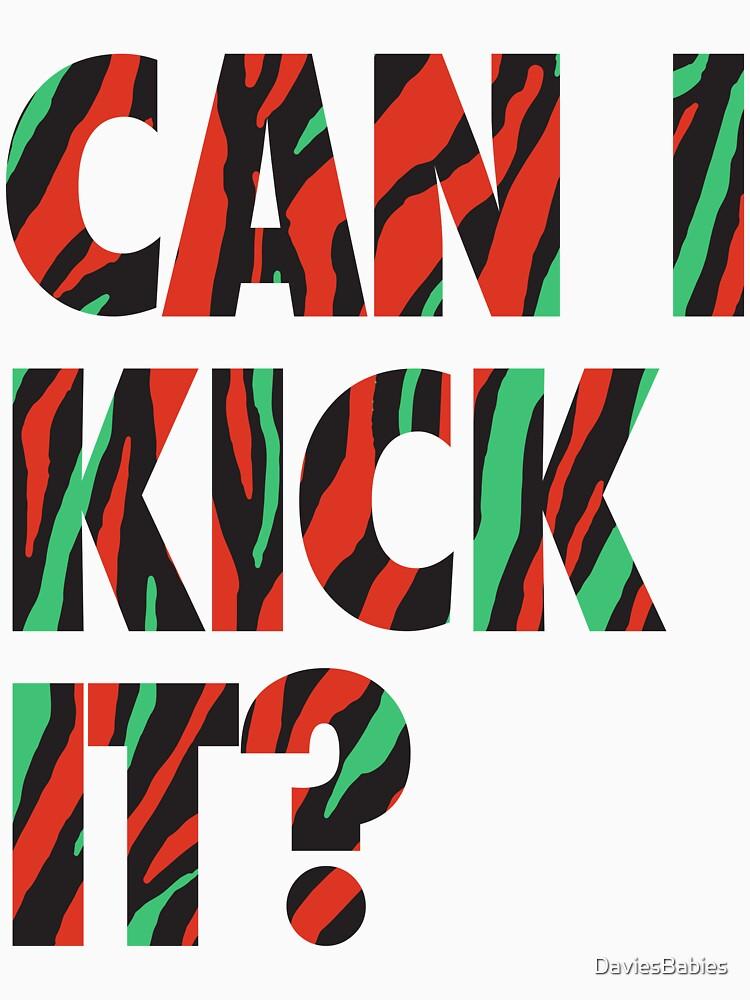 Just Kick It?  by DaviesBabies