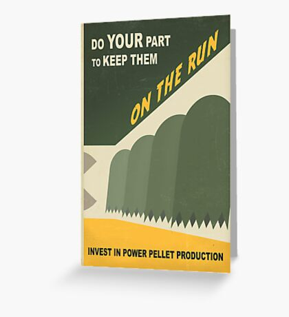 Do your part Greeting Card