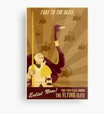 Take to the Skies Metal Print