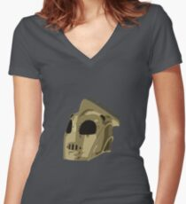 The Rocketeer Women's Fitted V-Neck T-Shirt
