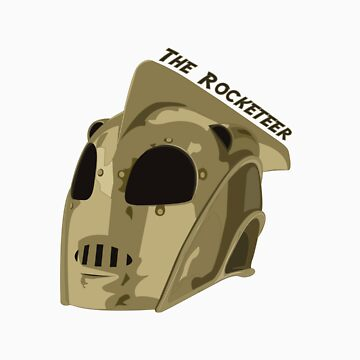 The Rocketeer by AlanGrube