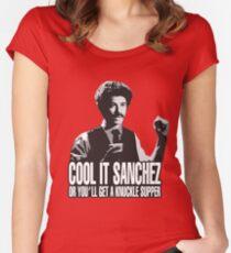 Cool it Sanchez Women's Fitted Scoop T-Shirt