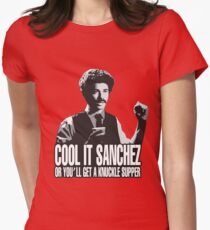 Cool it Sanchez Women's Fitted T-Shirt