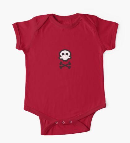 Cute Skull VRS2 Kids Clothes