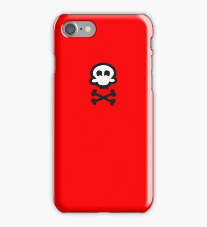 Cute Skull VRS2 iPhone Case/Skin