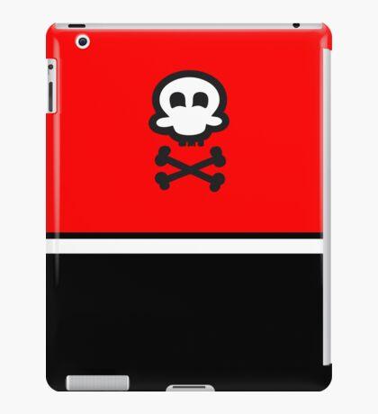 Cute Skull VRS2 iPad Case/Skin