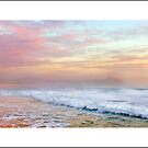 seamist at Potato Point beach at sunrise by kathybellingham