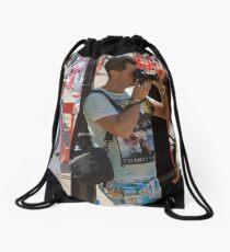 GOT YOUR PHOTO Drawstring Bag